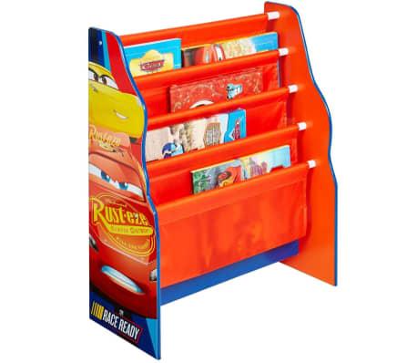 Disney Kid's Bookcase Cars Orange 51x23x60 cm WORL320022[2/6]