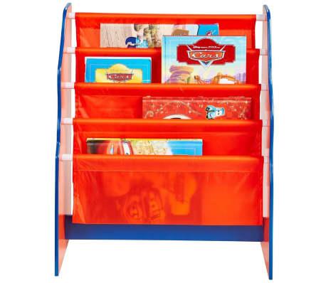 Disney Kid's Bookcase Cars Orange 51x23x60 cm WORL320022[3/6]