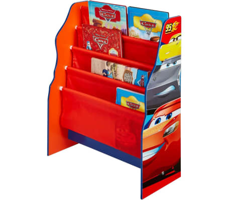 Disney Kid's Bookcase Cars Orange 51x23x60 cm WORL320022[4/6]