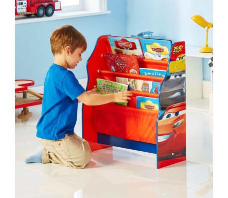 Disney Kid's Bookcase Cars Orange 51x23x60 cm WORL320022[5/6]