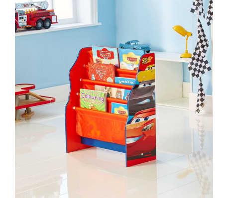 Disney Kid's Bookcase Cars Orange 51x23x60 cm WORL320022[6/6]