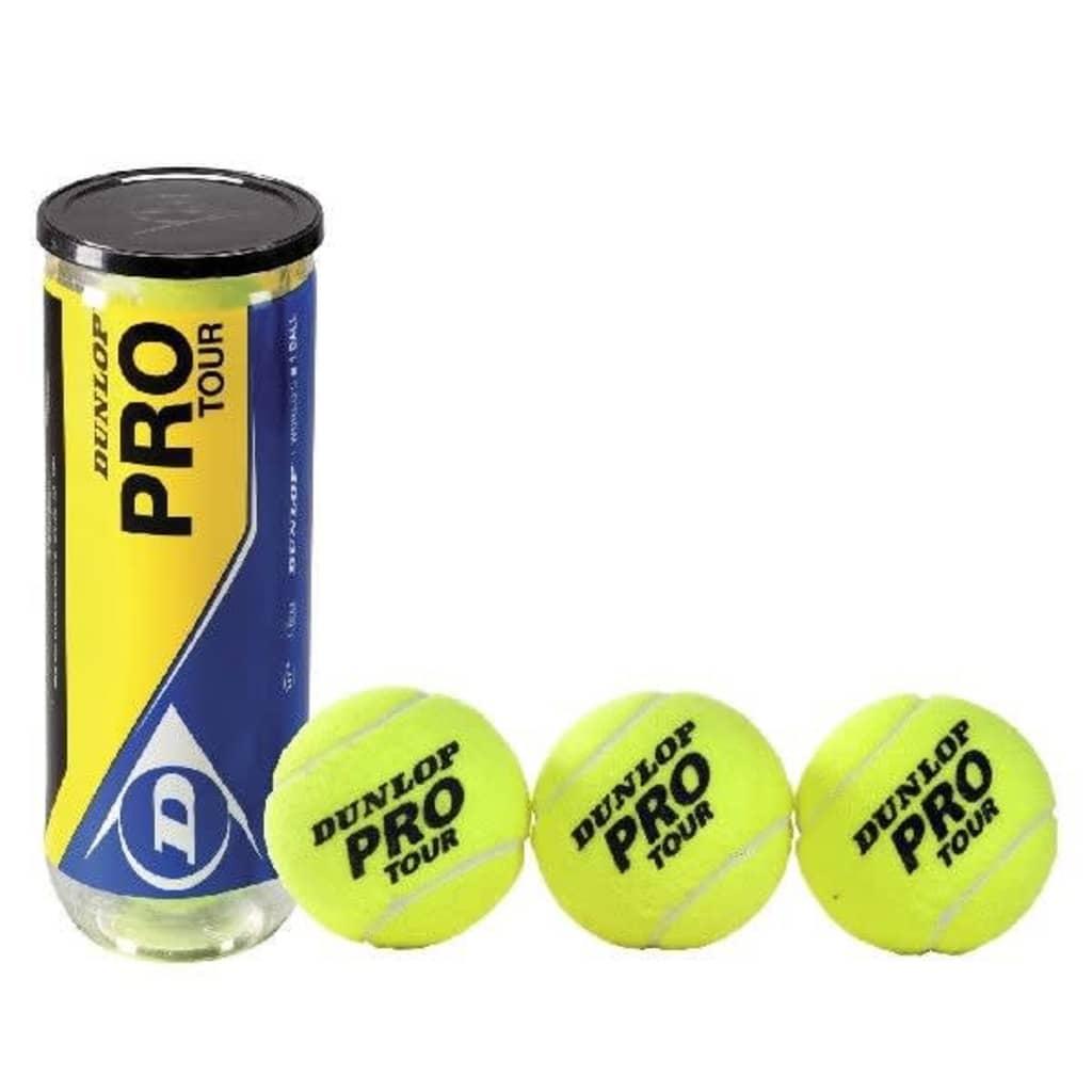 DUNLOP Volley Tennisbälle Sleeve 3