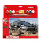 Maquette voiture : Set Starter : Ford Fiesta RS WRC