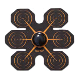 Bodi-Tek Abdominal Muscle Trainer Black and Orange BT-ABTR