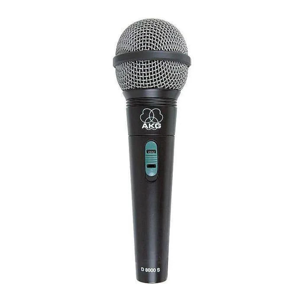 Afbeelding van AKG D8000S dynamische microfoon