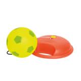 MOOKIE Svingballfotball Reflex rød og gul 7225MK