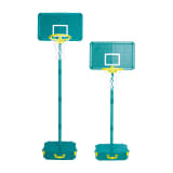 MOOKIE Conjunto de baloncesto All Surface 205 cm 7237MK