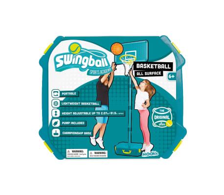 Mookie Conjunto de baloncesto All Surface 205 cm 7237MK[8/8]