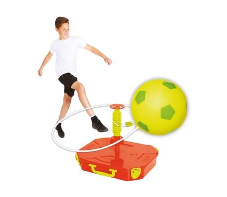 Mookie Juego de fútbol Swingball First rojo y amarillo 7242MK