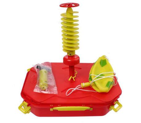 Mookie Swingball voetbal First rood en geel 7242MK[3/6]