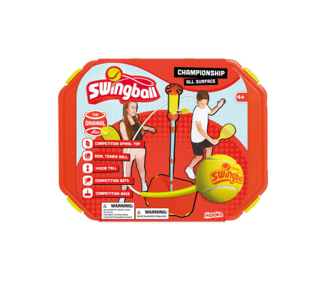Mookie Juego de tenis Swingball All Surface 140 cm 7244MK[5/5]