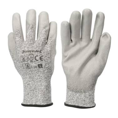Gants anti-coupures classe 5 Large - 913265 - Silverline[1/1]