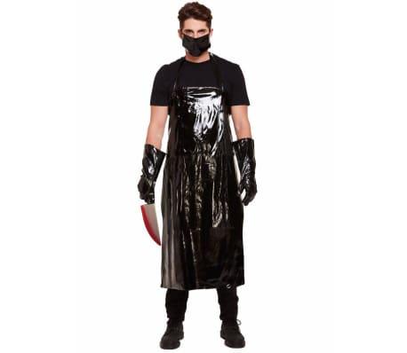 Skræmmende Slagter, Maskerade - Halloween