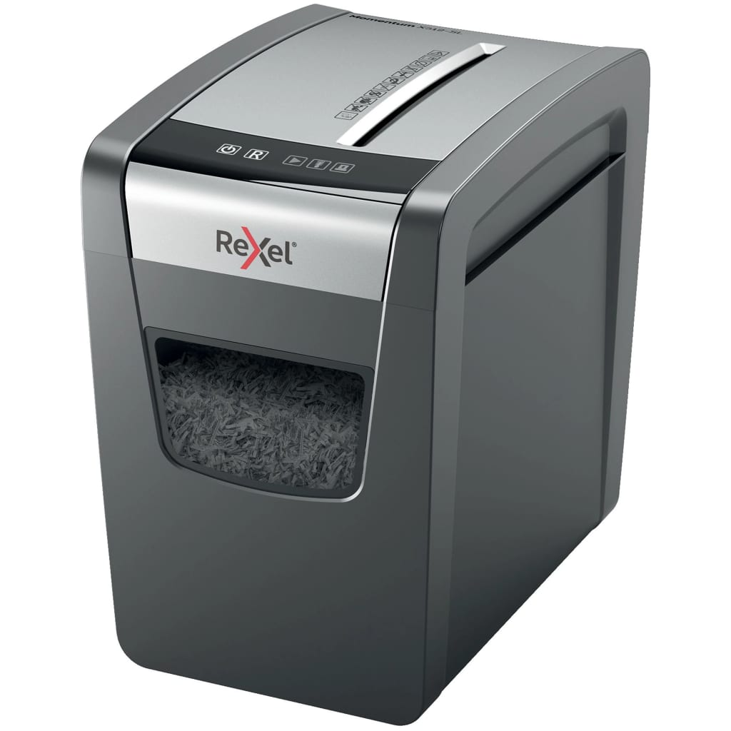 Rexel Tocător de hârtie Momentum X312-SL P3 poza 2021 Rexel