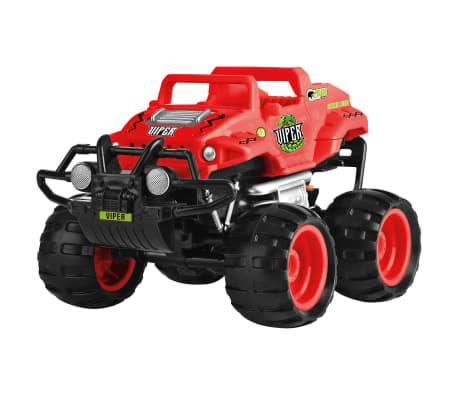 Monster Smash-Ups Coche teledirigido Viper rojo TY5873B-1[2/7]
