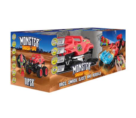 Monster Smash-Ups Coche teledirigido Viper rojo TY5873B-1[7/7]