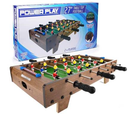Power Play, Bordsfotboll för bord