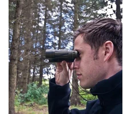Highlander verrekijker Dartmoor 10 x 25 - camouflage Leger Groen[4/6]
