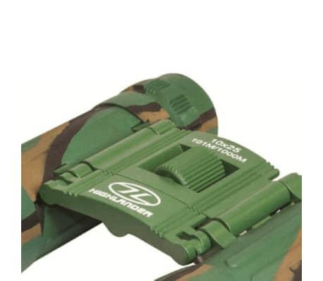 Highlander verrekijker Dartmoor 10 x 25 - camouflage Leger Groen[5/6]