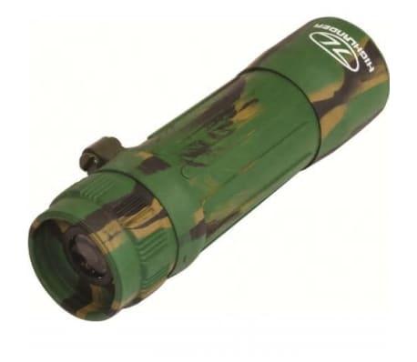Highlander monokijker Dales 10x25 - Camouflage Groen[9/9]