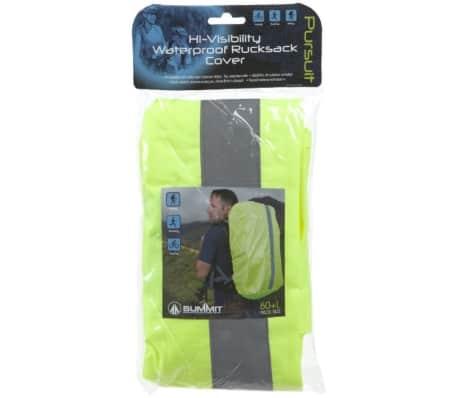 9dac05a0006 Summit Hi-Vis Waterproof regenhoes rugzak 20 liter geel online kopen ...