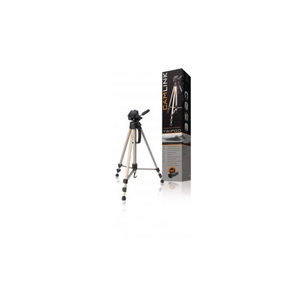 Afbeelding van Camlink CL TP2100 Camera/video Statief Pan & Tilt 145 Cm Brons