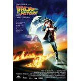 Tillbaka till framtiden - Back to the Future - One-Sheet