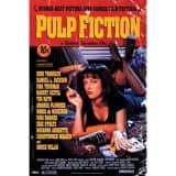 Pulp Fiction, Maxi Poster
