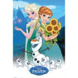 Frozen Fever, Maxi Poster