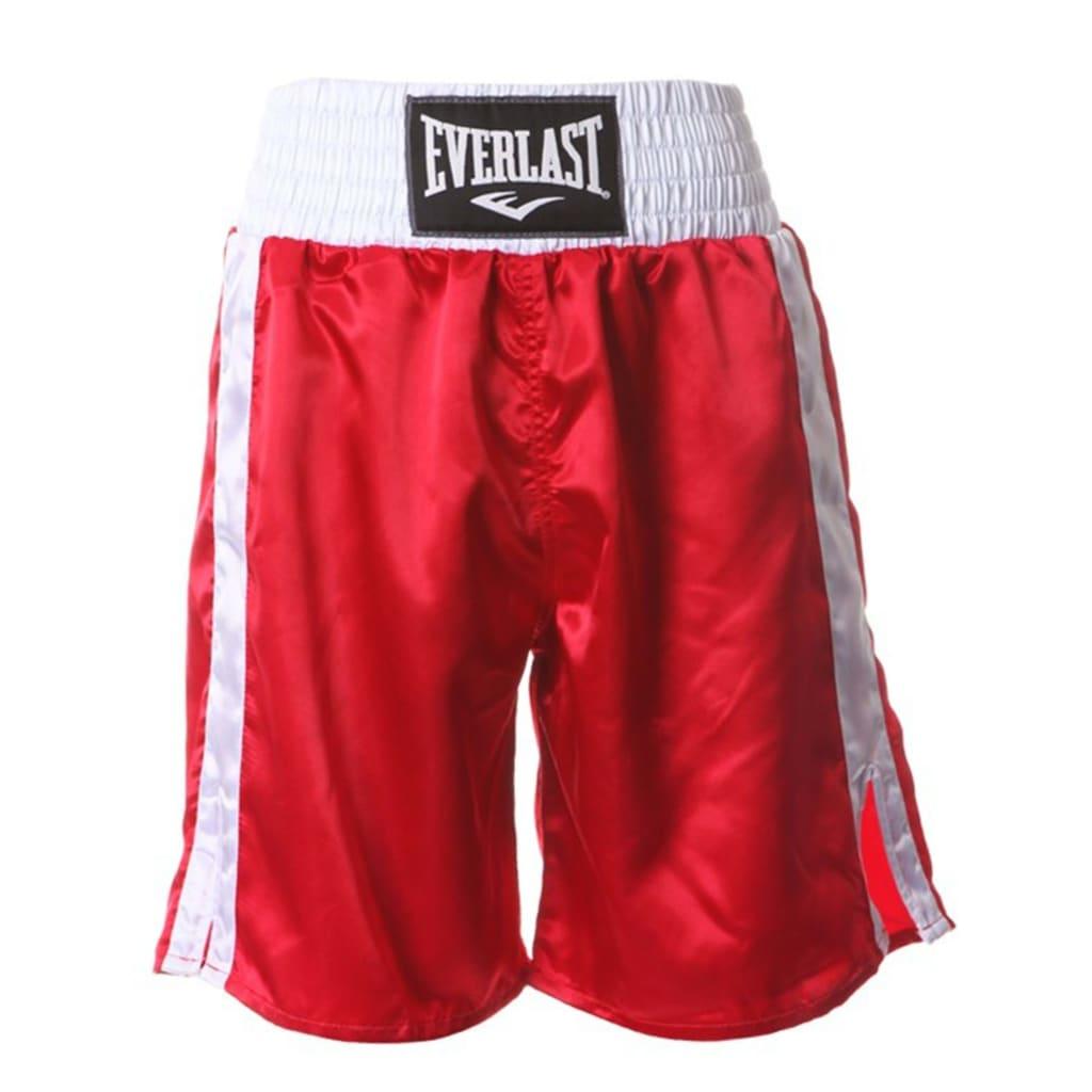 EVERLAST bokseshorts Pro rød XL