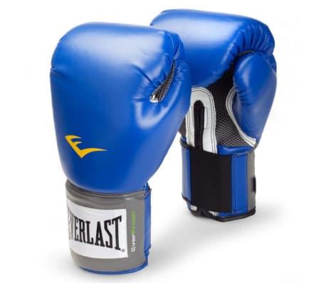 EVERLAST Träningshandskar Pro Style blå 12 oz