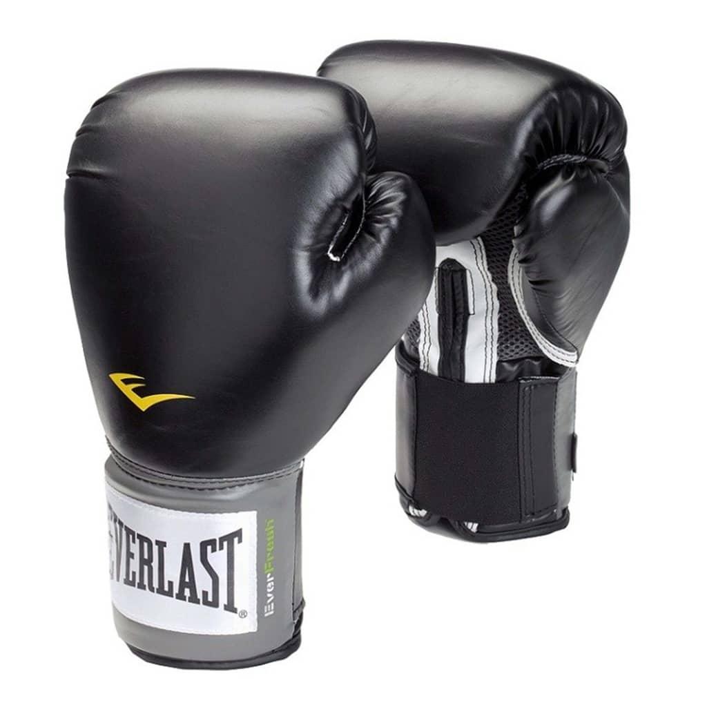 EVERLAST Mănuși de antrenament Pro Style 450 gr, negru imagine vidaxl.ro