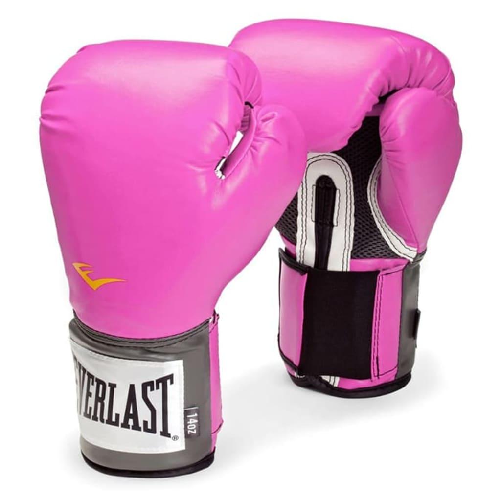 "EVERLAST Mănuși de antrenament ""Pro Style"" 300 gr, roz imagine vidaxl.ro"