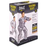 EVERLAST Combinaison de sauna PVC Argenté L/XL