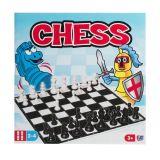 Klassisk Schack Brädspel Sällskapsspel