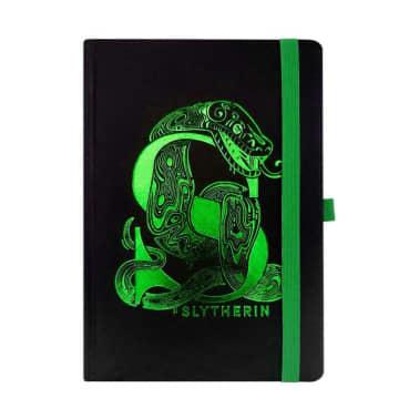 Premium A5 Notizbuch - Harry Potter, Slytherin[1/1]