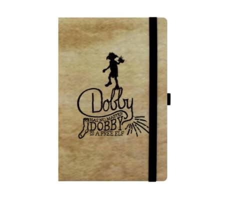 Premium A5 Notatbok - Harry Potter, Dobby