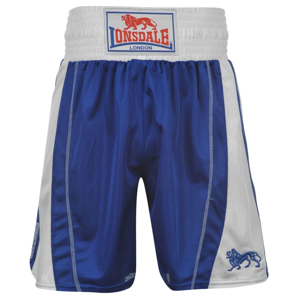 LONSDALE Pantaloncini da Boxe S Blu