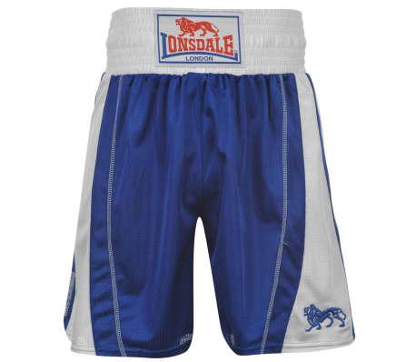 LONSDALE Boxningsshorts S blå