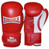 LONSDALE Spartrainingshandschoenen Pro Safe 18 oz rood