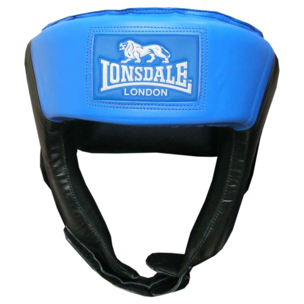 LONSDALE Caschetto da Boxe Aperto L Blu