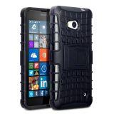 Qubits Microsoft Lumia 640 Rugged Case - Svart
