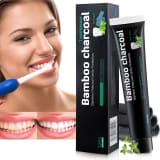 Dentifrice au charbon actif, pour le nettoyage des dents, blanchiment