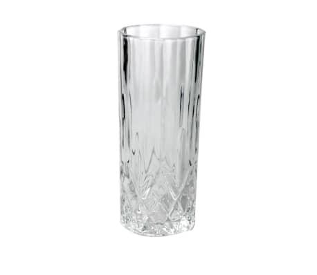 Vasos altos de cristal | 4 Unidades | Para whisly, cocktails, etc. | 4
