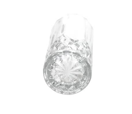 Vasos altos de cristal | 4 Unidades | Para whisly, cocktails, etc. | 4[3/7]