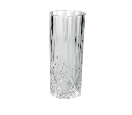 Vasos altos de cristal | 4 Unidades | Para whisly, cocktails, etc. | 4[1/7]