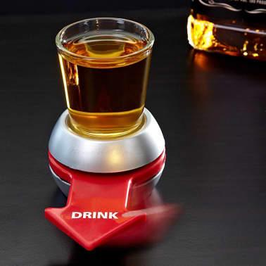 Spin The Shot ! Drehen Sie den Schuss! Neuheit-trinken-Spiel, Party Sp[4/7]