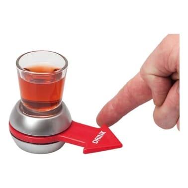 Spin The Shot Juego Para Beber Vaso De Chupito Y Flecha