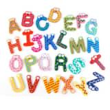 Leuke houten letters voor wanddecoratie, letters en cijfers - Fun, Pla