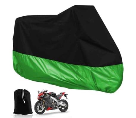 XXL Bche Goudronne Pour Moto Pour Garage ou Extrieure Couvre-Mot